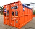 Heavy Lift Open Top Container