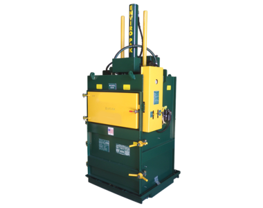 B36 baler for offshore waste reduction