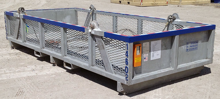 6FT WIDE CARGO BASKETS