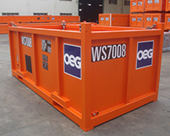 Containers and baskets for sale and rental