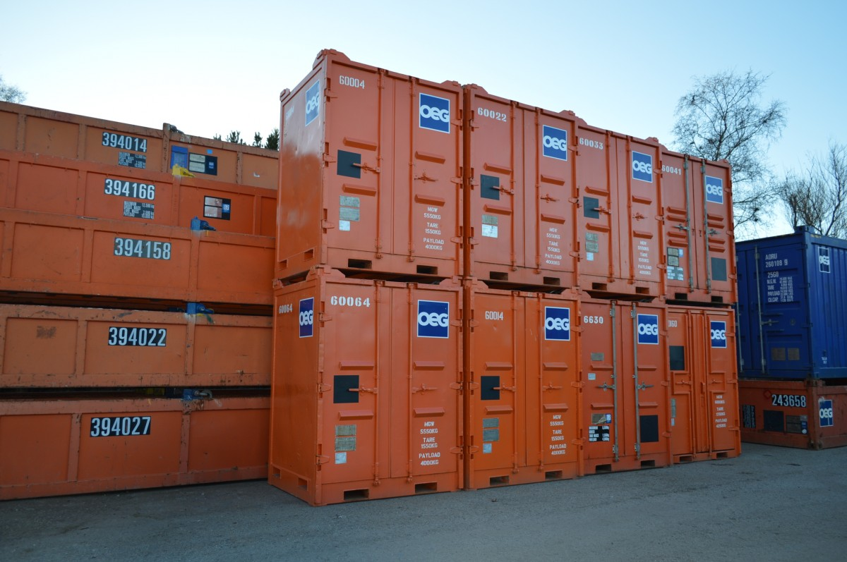 OEG containers and baskets dnv271 certified