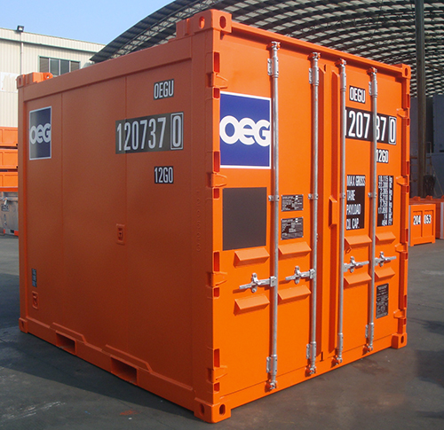 Offshore Goods Container
