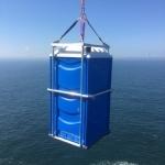 Offshore welfare unit
